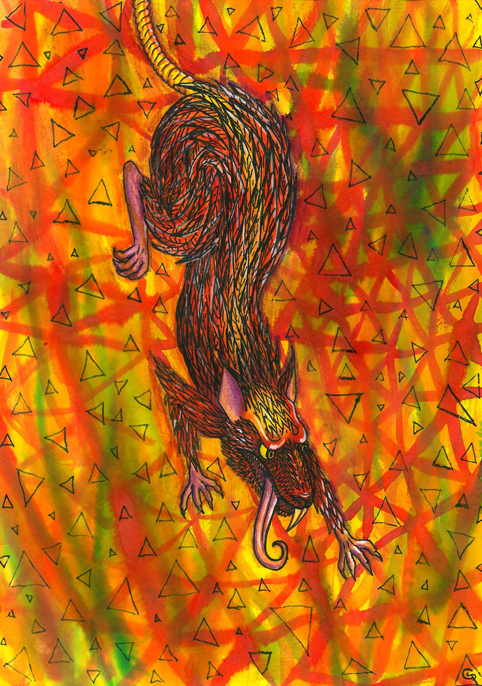 Yang Fire-Rat