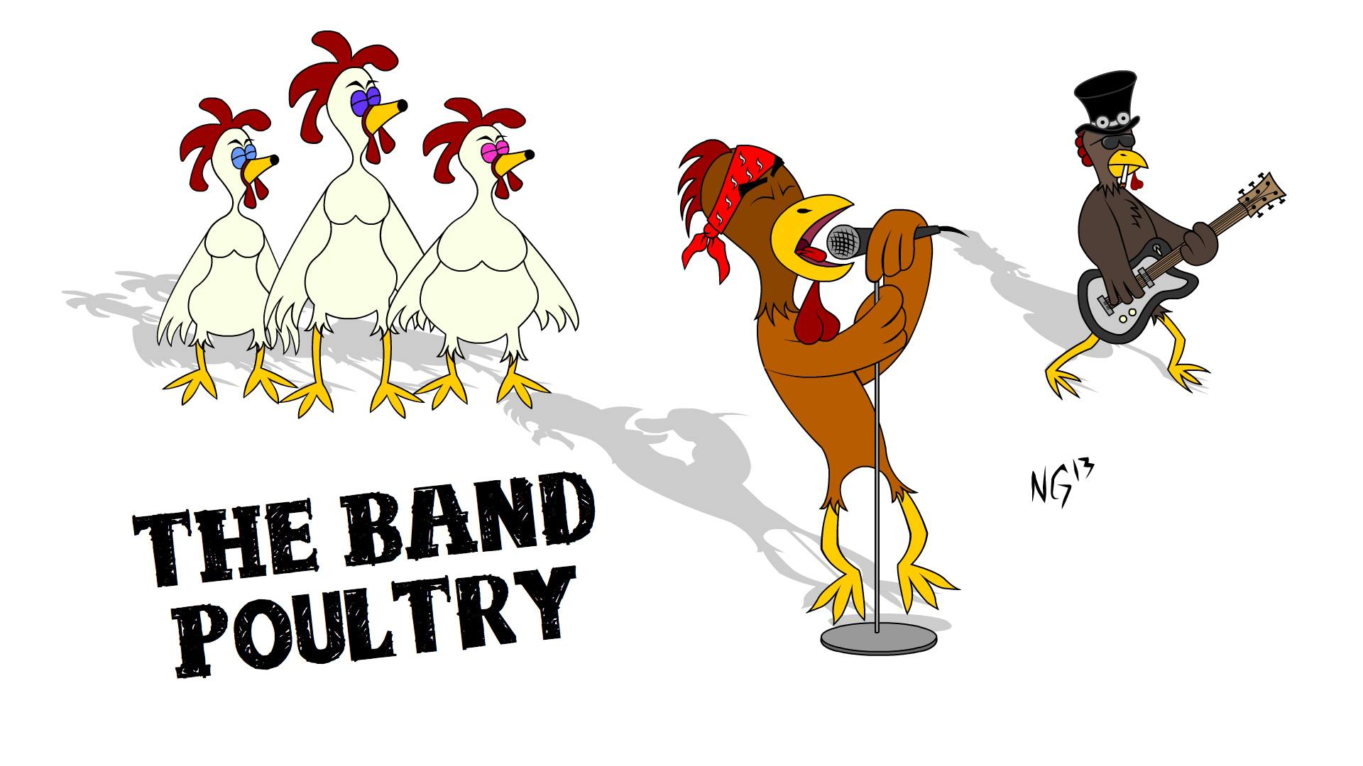 The Band Poultry