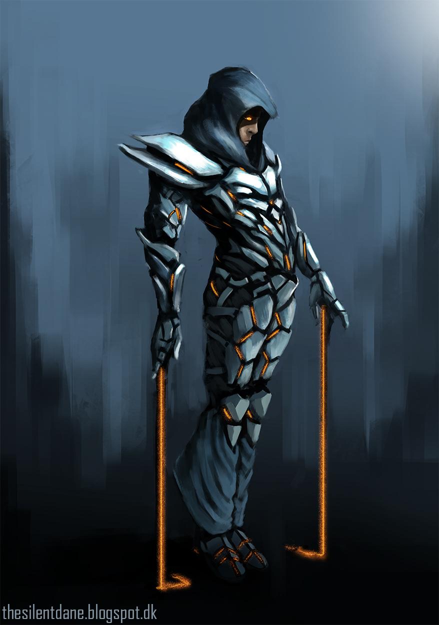 Sci-Fi Assassin