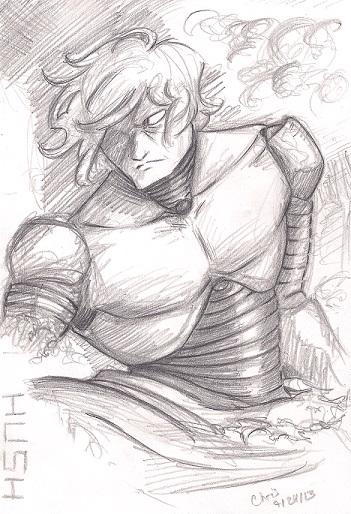 Hush (sketchcard)