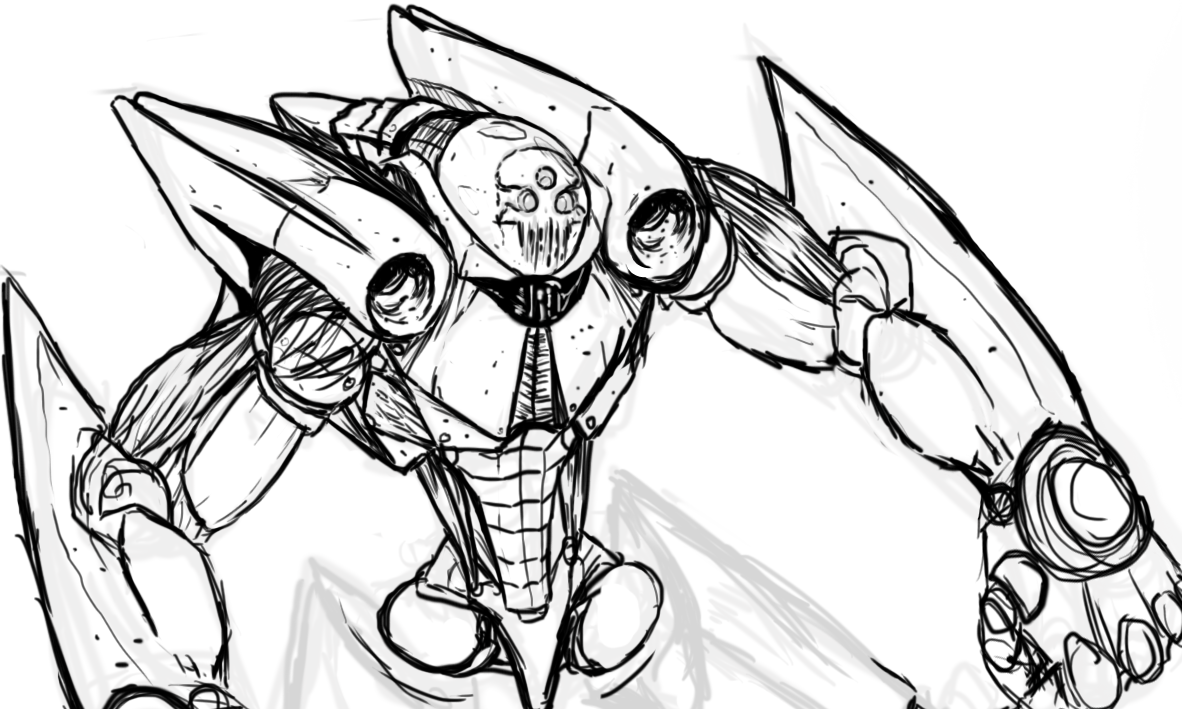 Giga Buster WIP