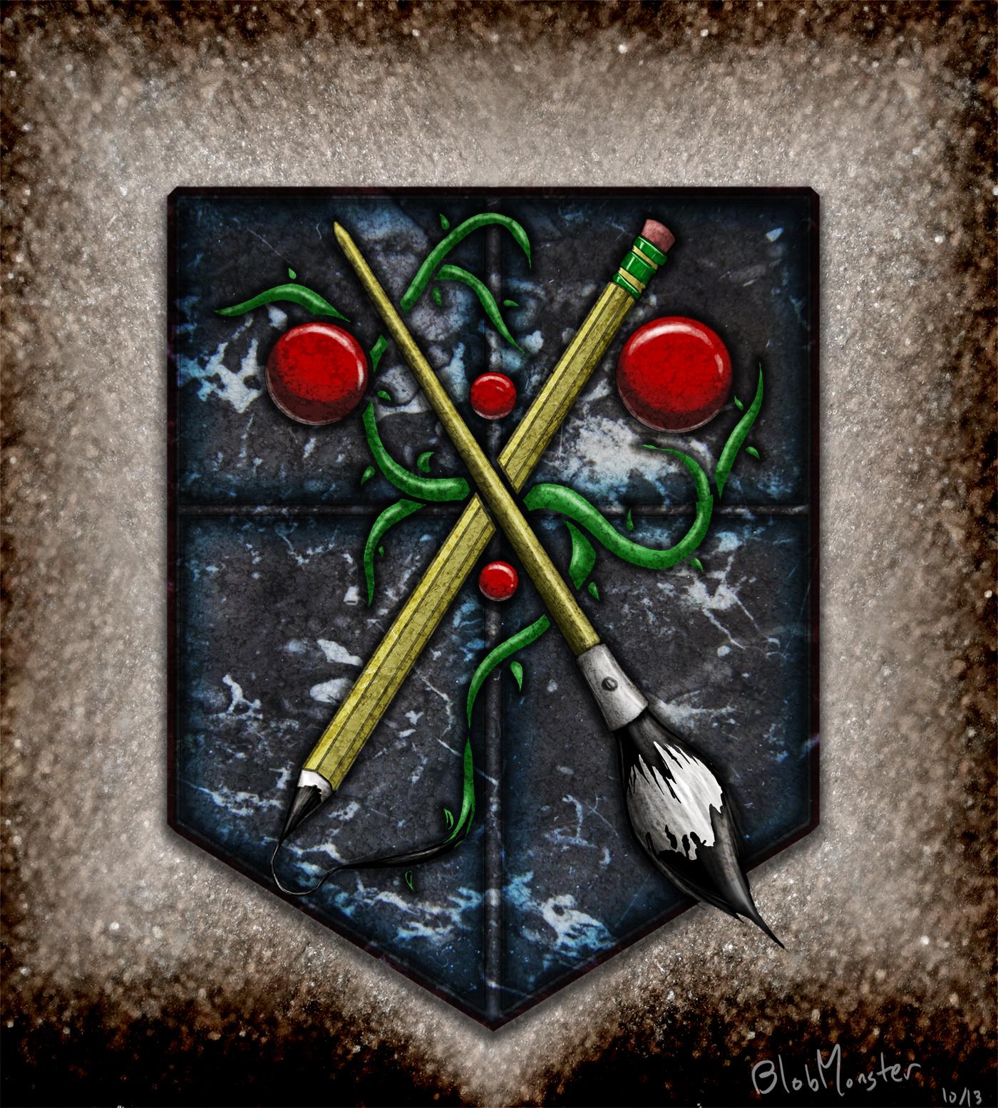 Artist Corps Emblem