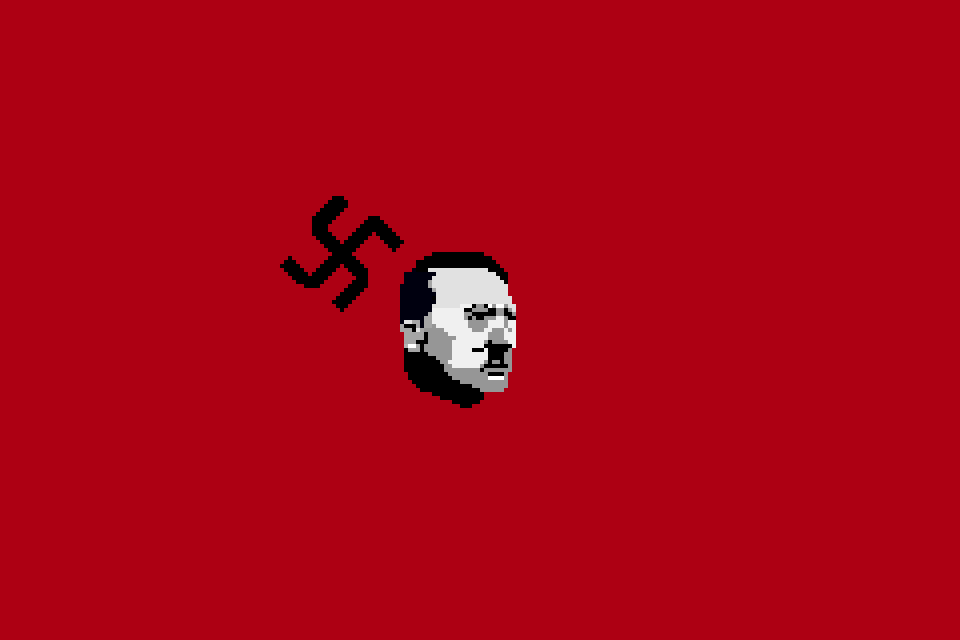 Hitler in Pixel