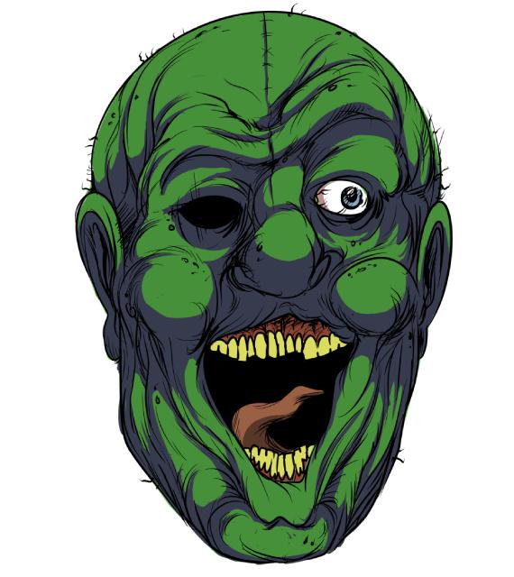 zombie dood