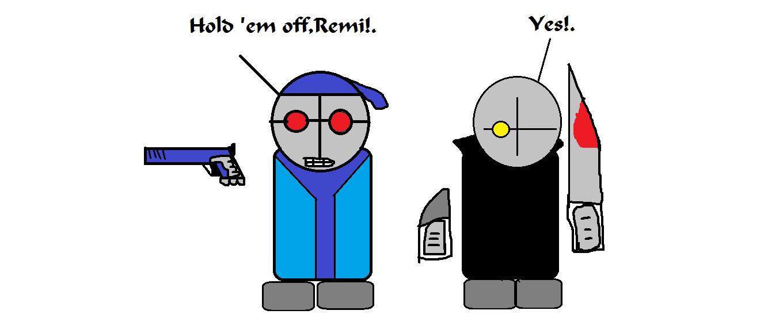 Remi-su and Me.