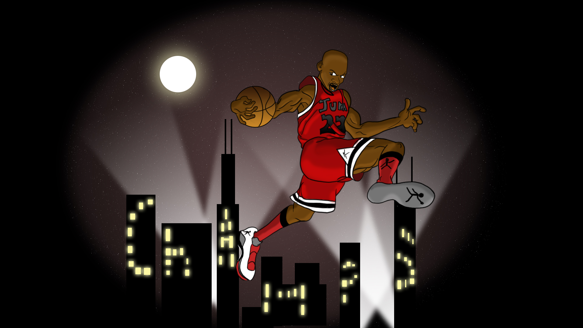 MJ Owns This City