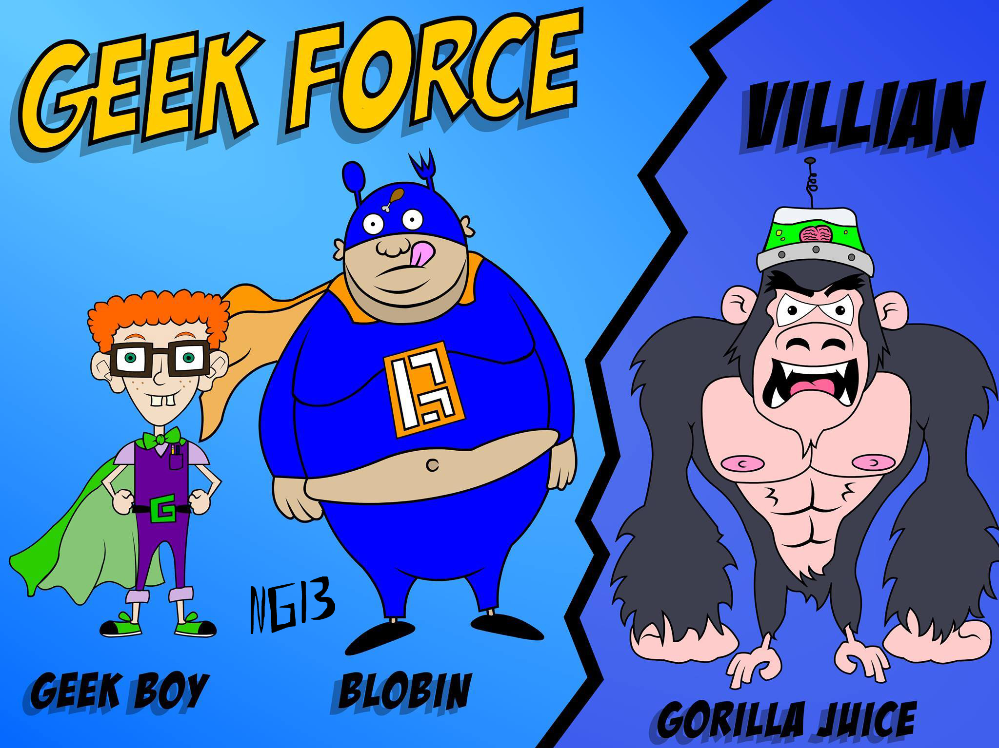 Geek Force