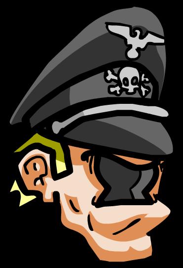 German Soldier Lock
