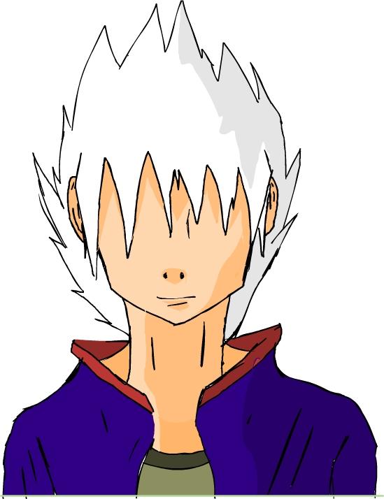 Main character!