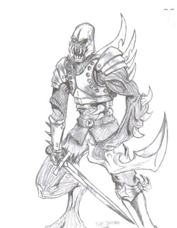 mutant knight