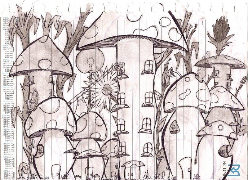 Mushroom City 2