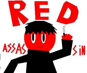 Colored Mafia Red Assasin