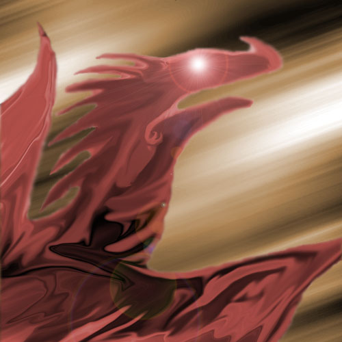 Flight of The Fire Dragon
