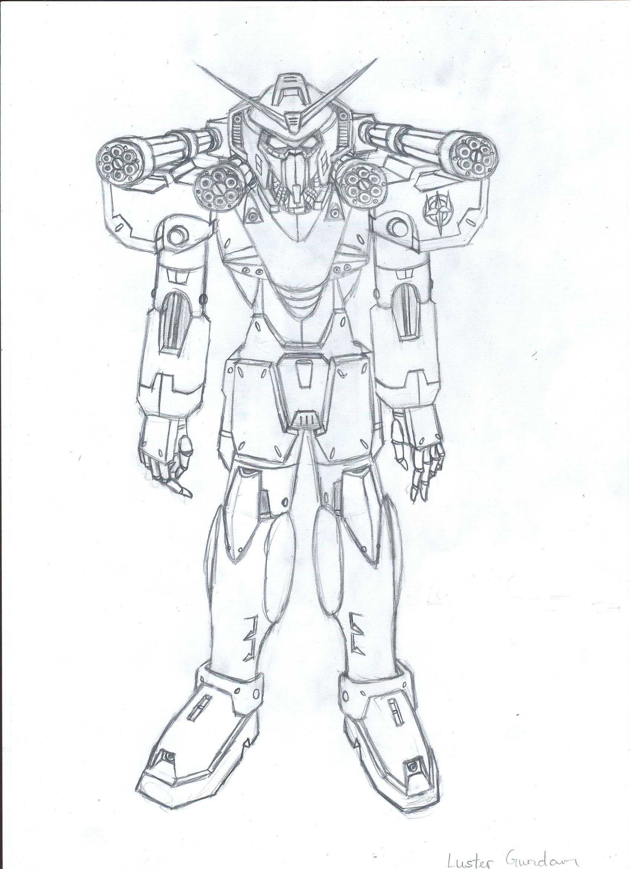 Luster Gundam RX-108