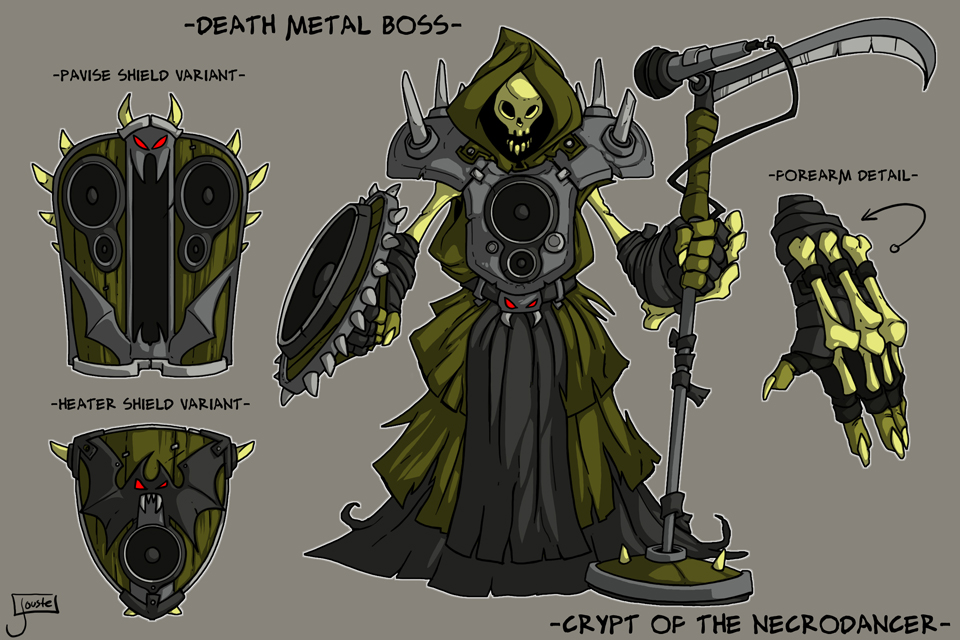COTND: Death Metal Boss