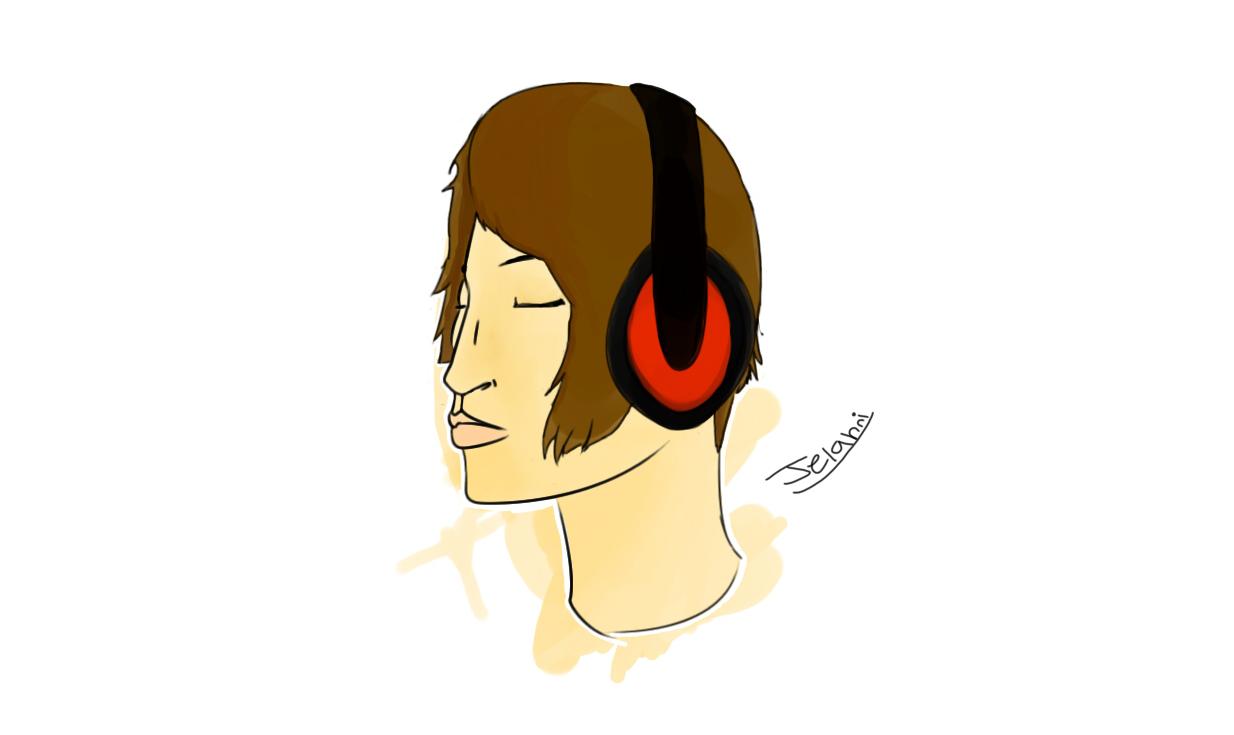Rockin' Dem Headphones