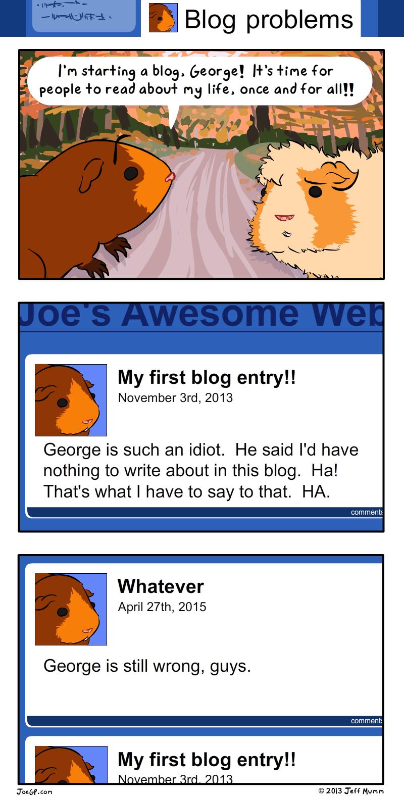 Blog Problems