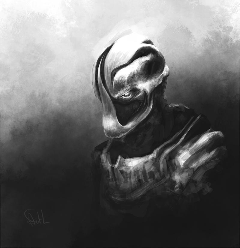Alien Ninja Thing 2