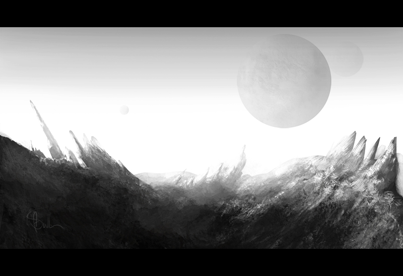 Alien Landscape Thing...