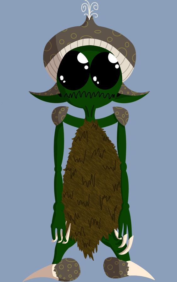 Mushroom Goblin