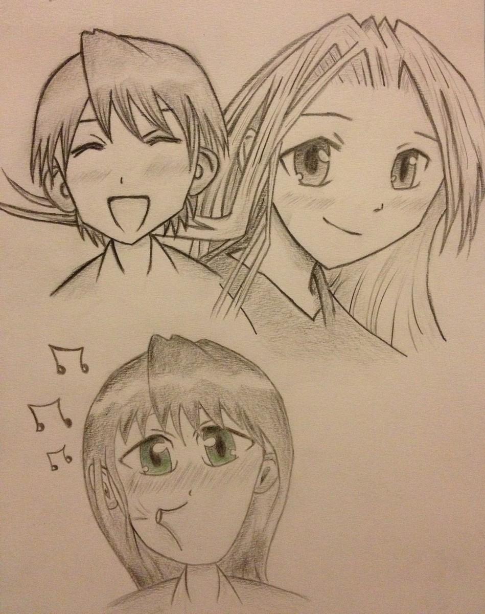Manga Children