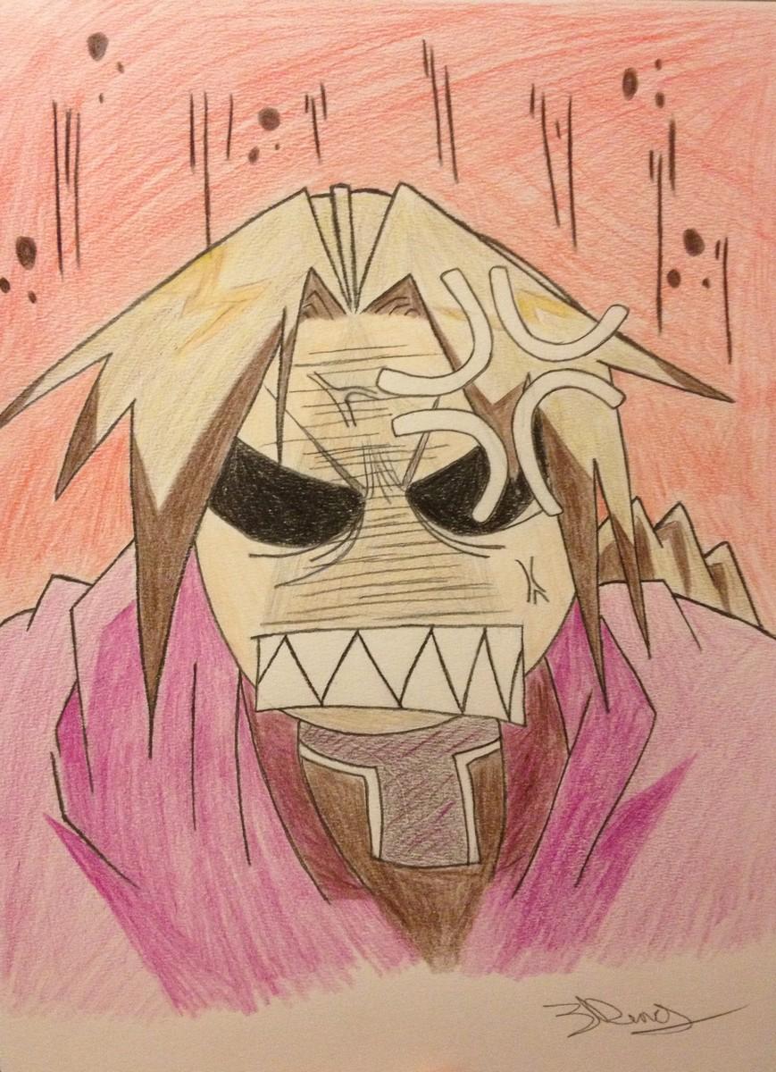 Fullmetal Alchemist Edward
