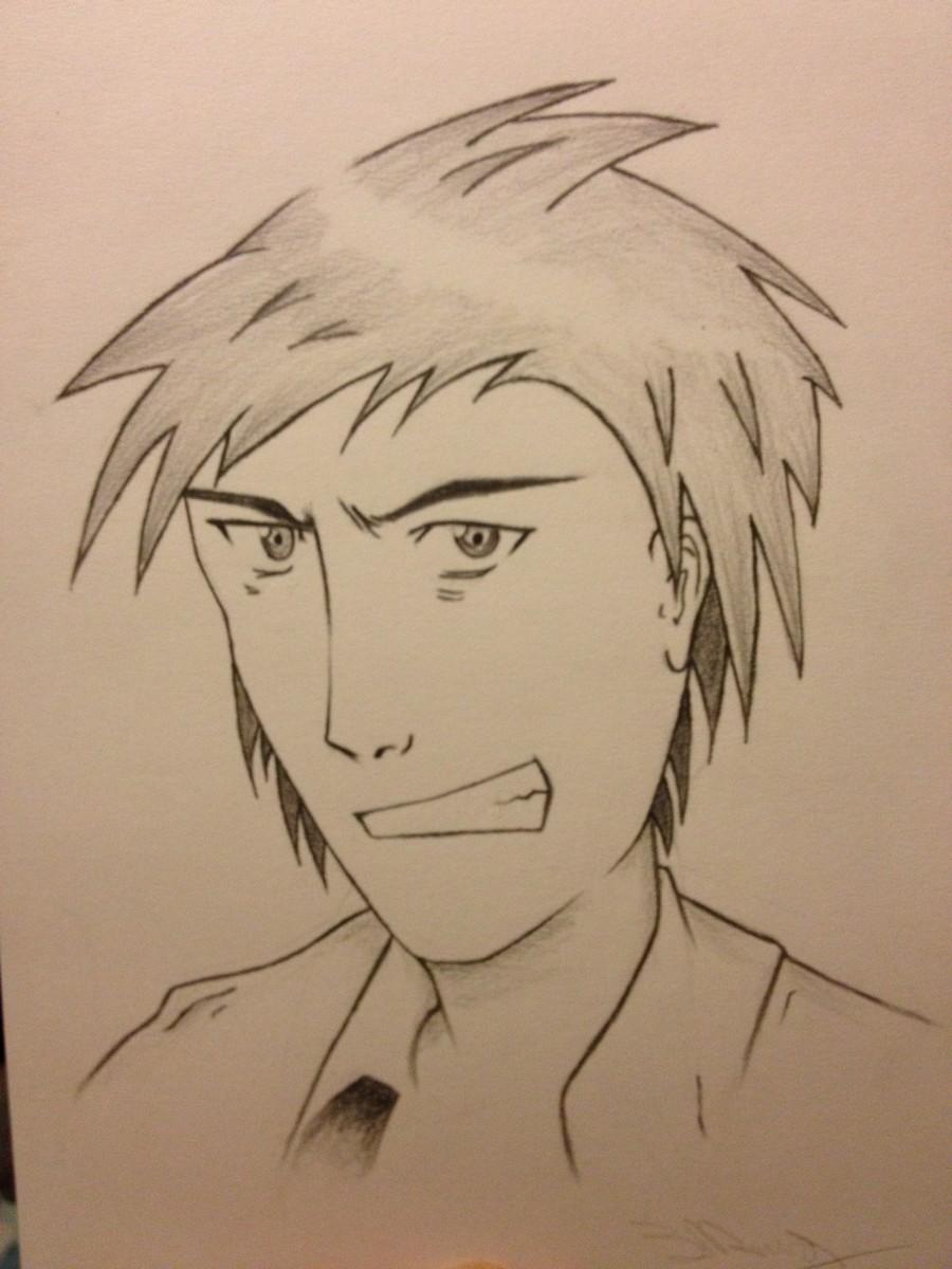 Smart Manga Guy
