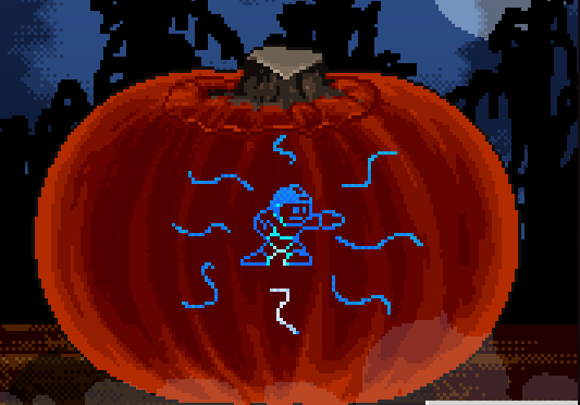 carve and share megaman