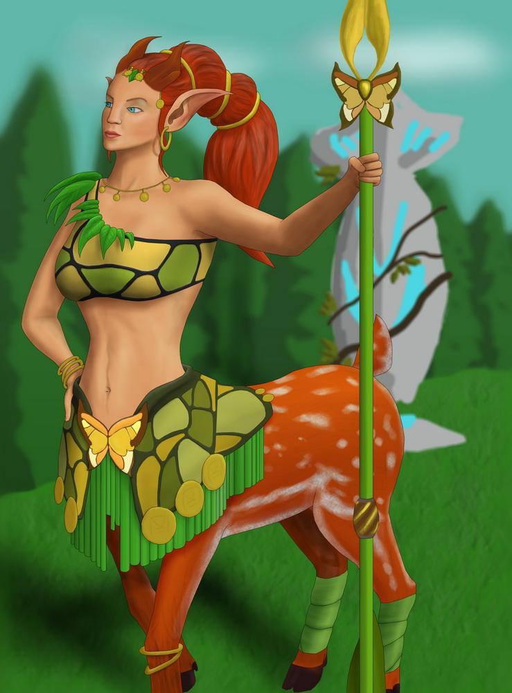 Dota 2 Enchantress