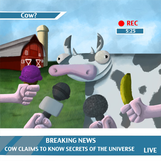 Cow interview