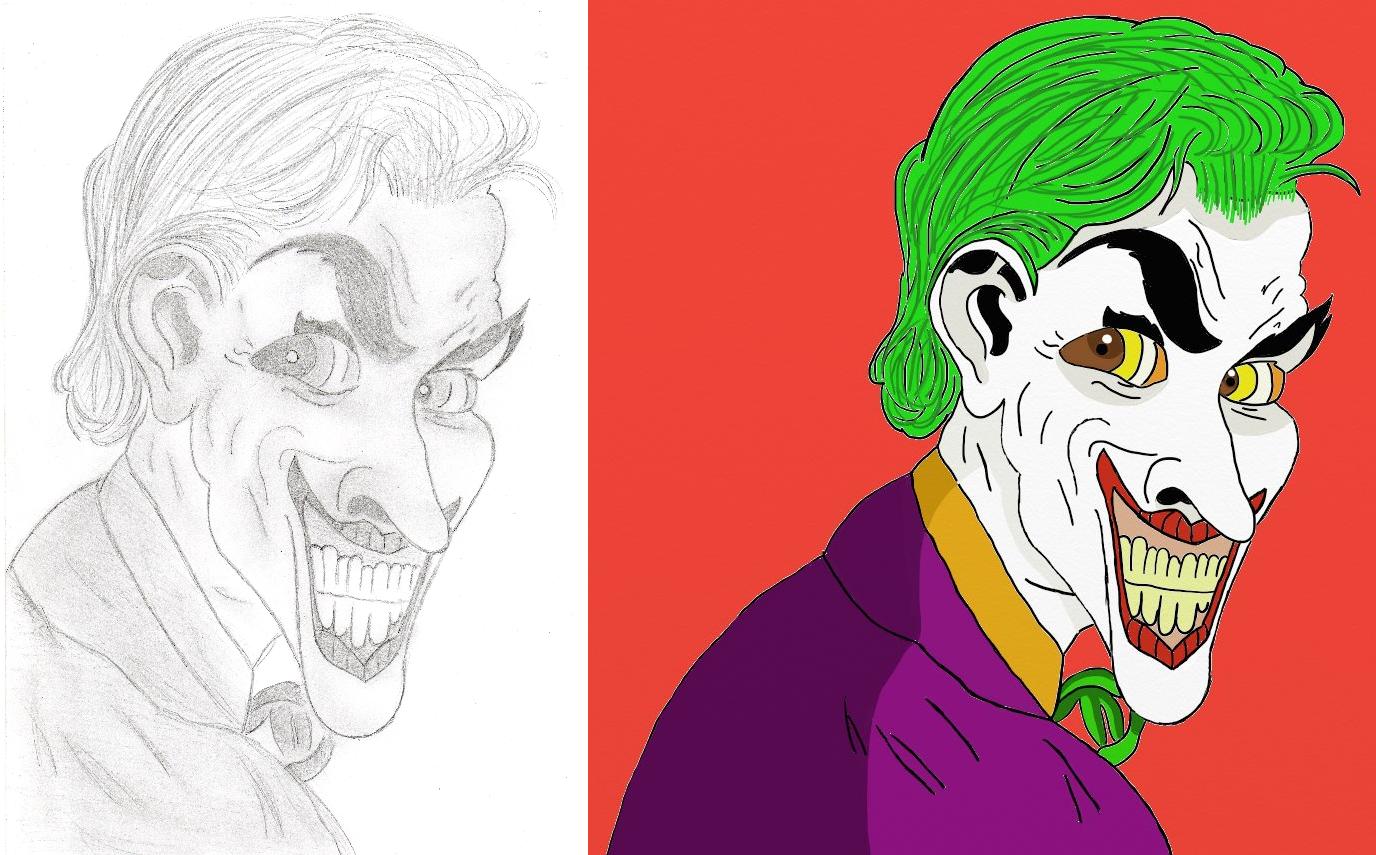 Joker ComicStyle