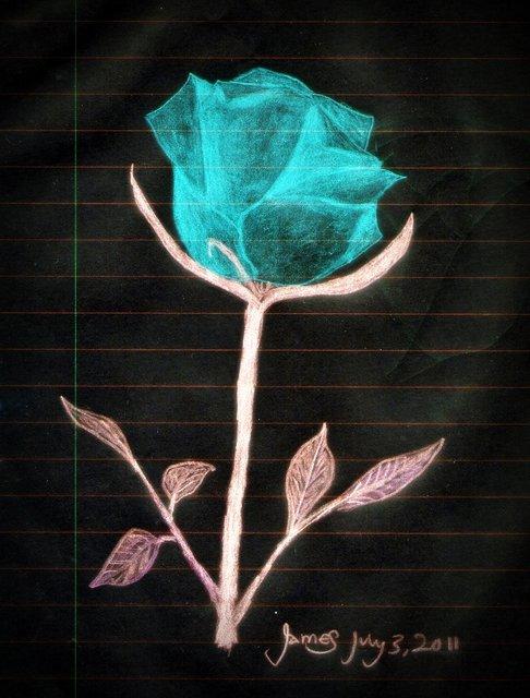 Radioactive Rose
