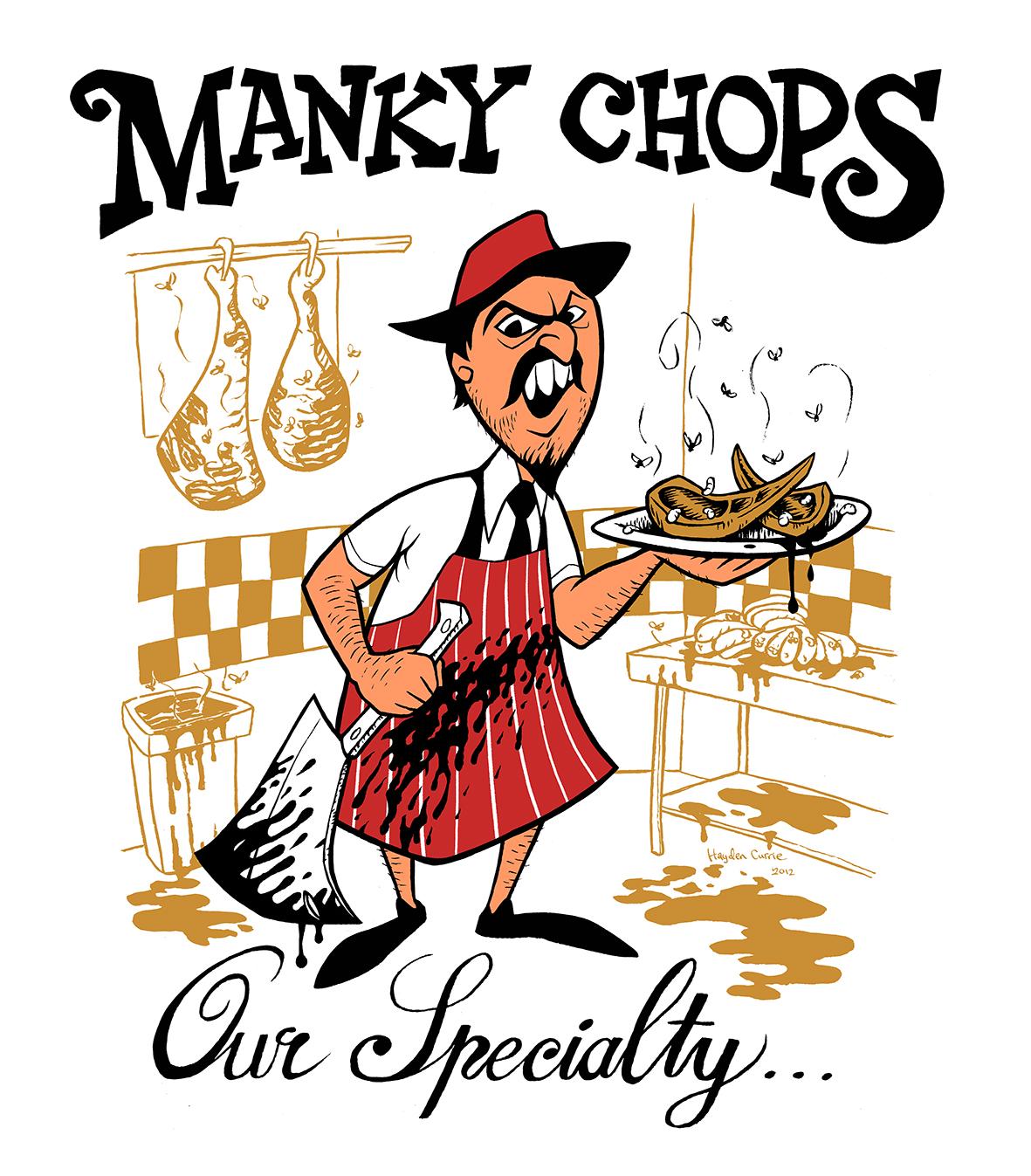 Manky Chops