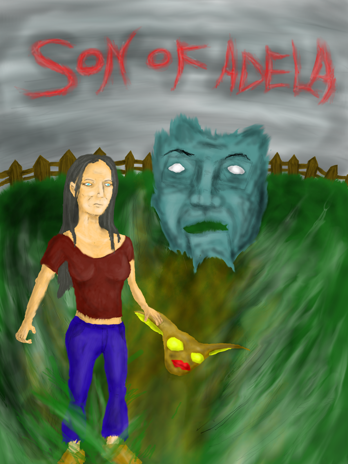 Son of Adela Illustration 1