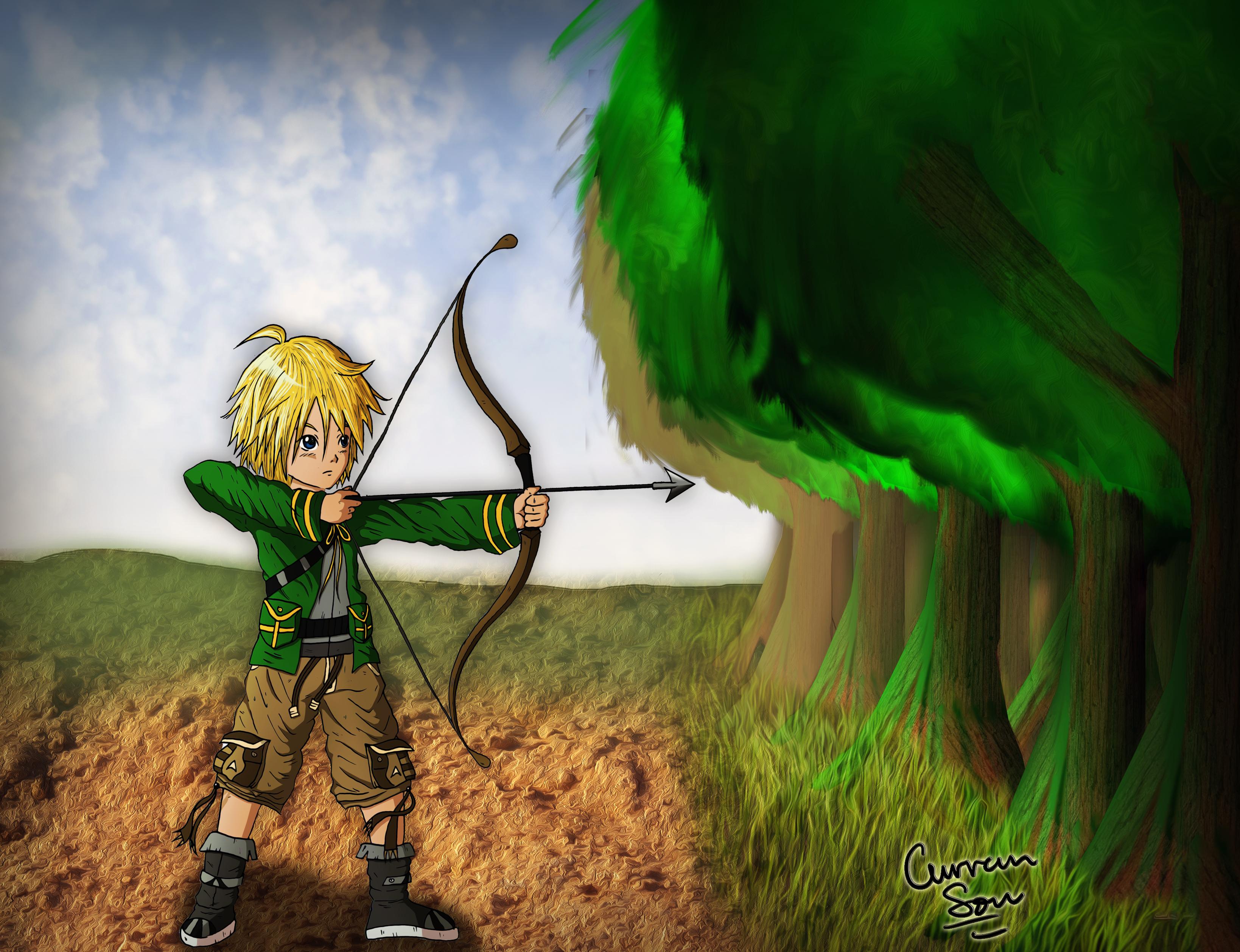 Syaorin: The Archer