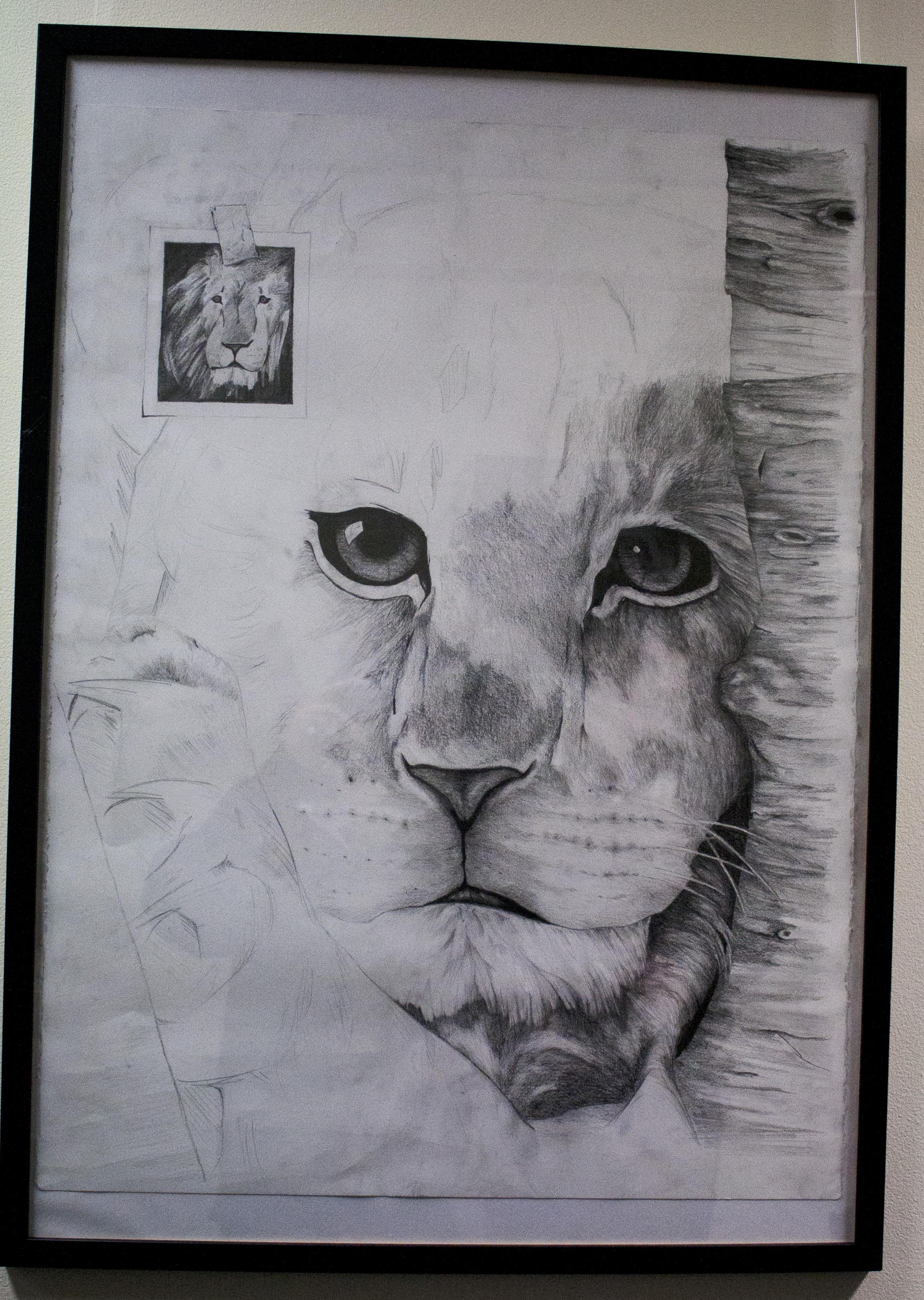 It's just a Lion Cub - Large