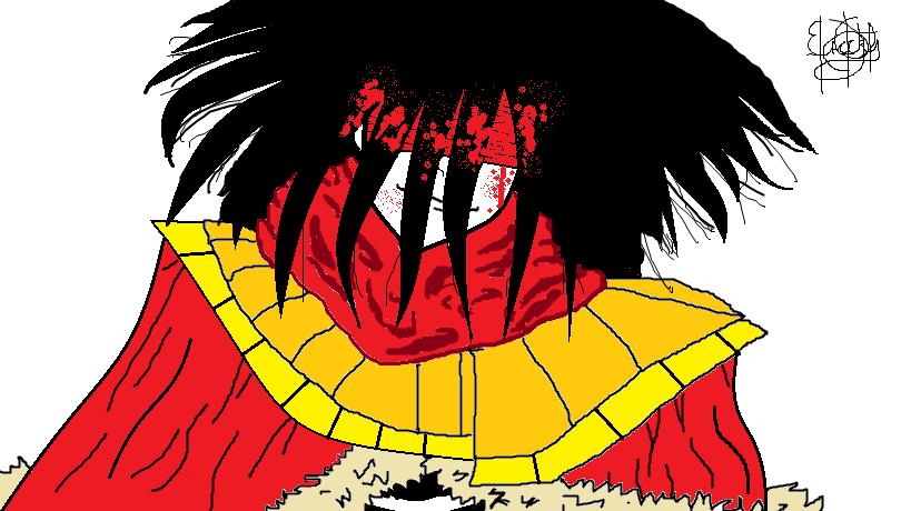 Judas EMOS world character