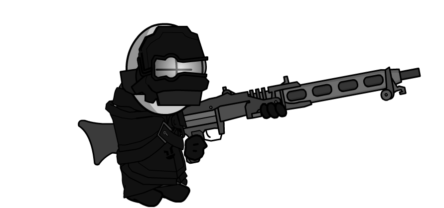 Shadow Assassin Sodier
