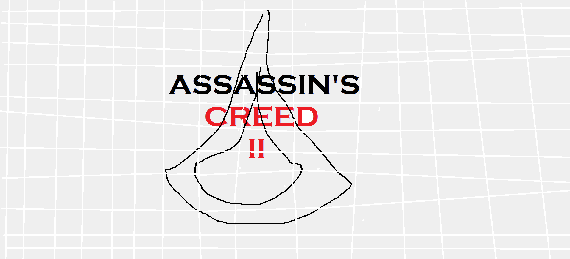 assassin's creed II-ms paint