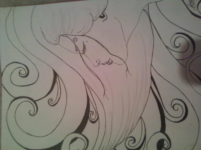 hippy swirls
