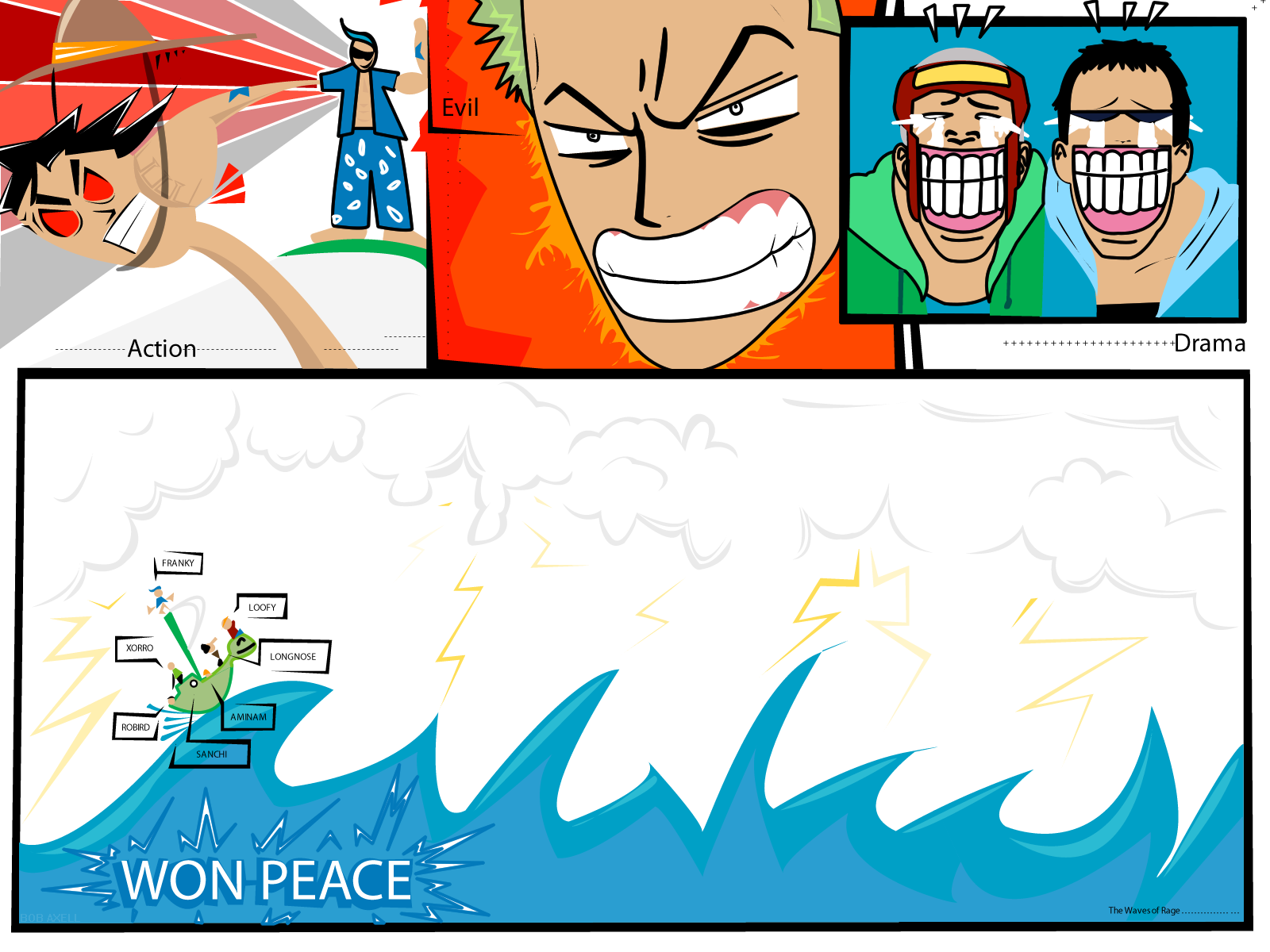Won Peace (pt 4/6)