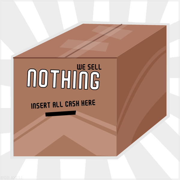 We Sell Nothing