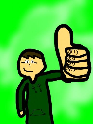 Thumbs Up, Bro!