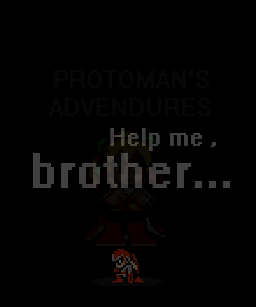 Protoman's Adventures logo
