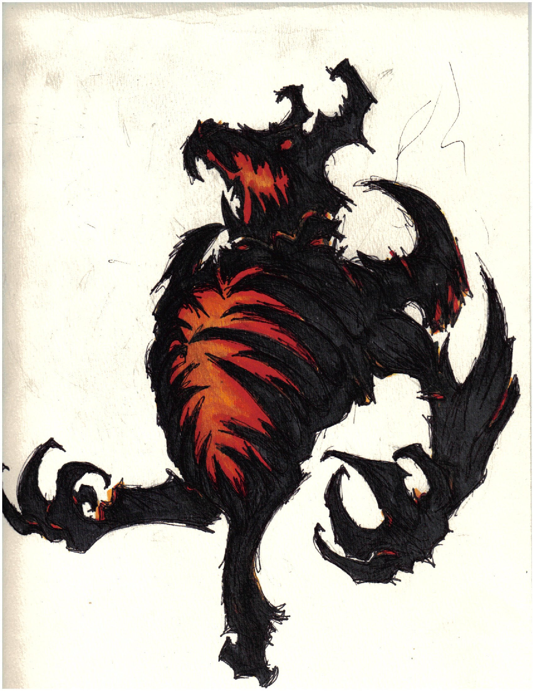 Shadow Fiend Quick Color