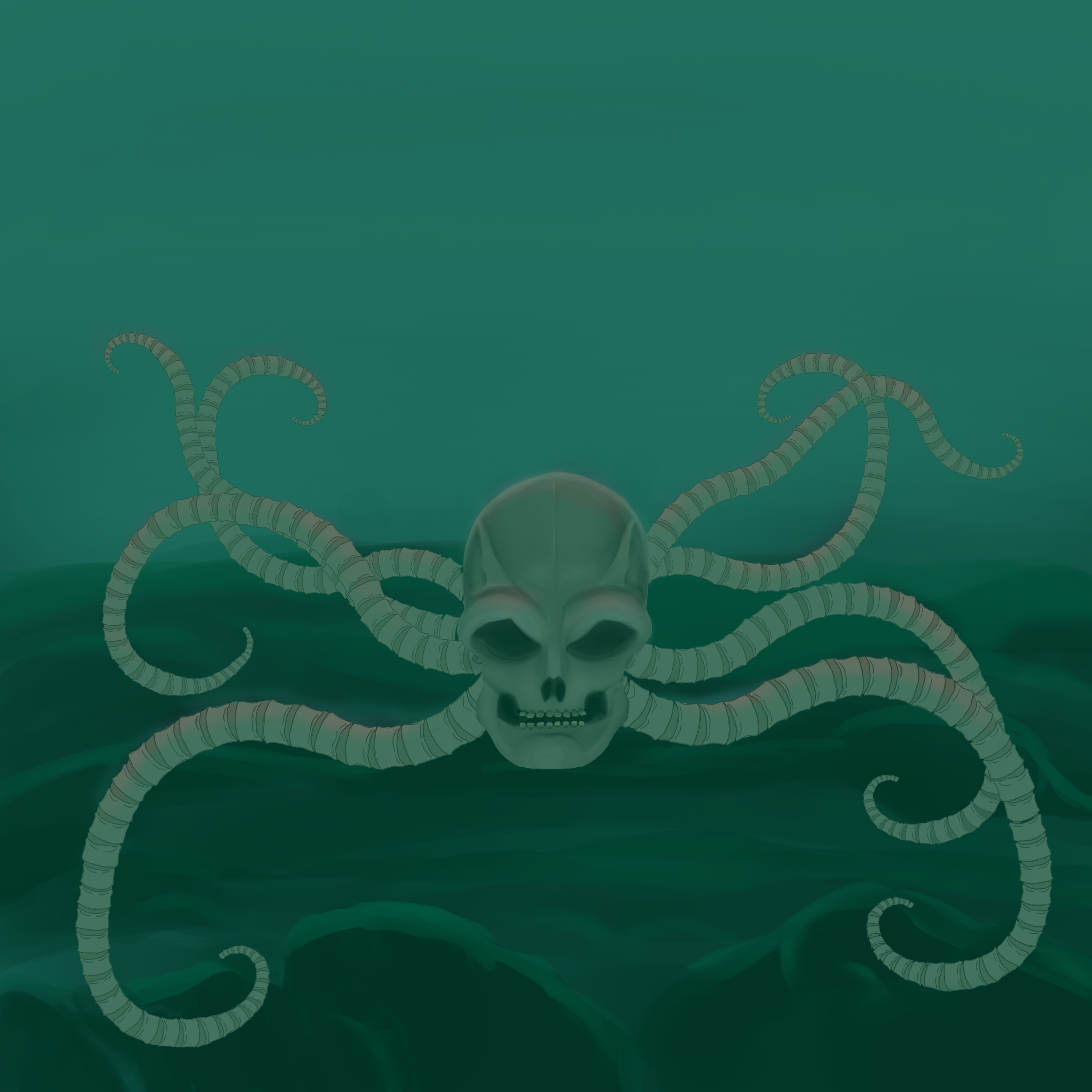 Octoskull is coming for you