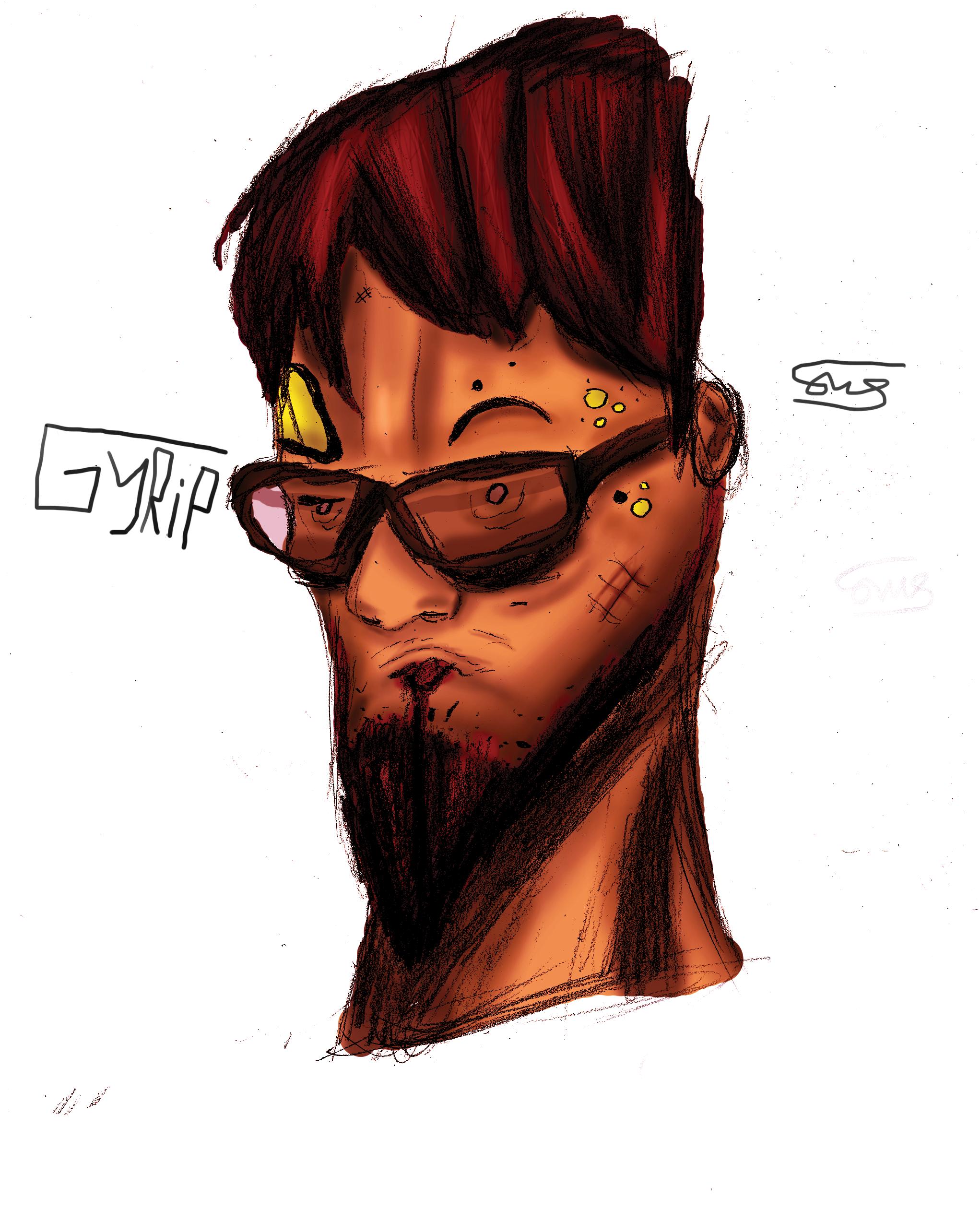 Gyrip sketch