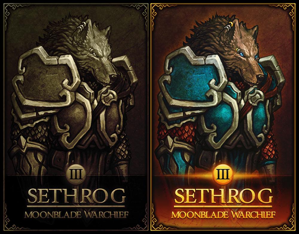 Sethrog - Moonblade Warchief