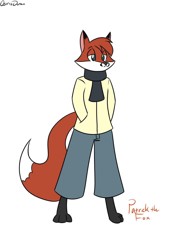 Patrick the Fox