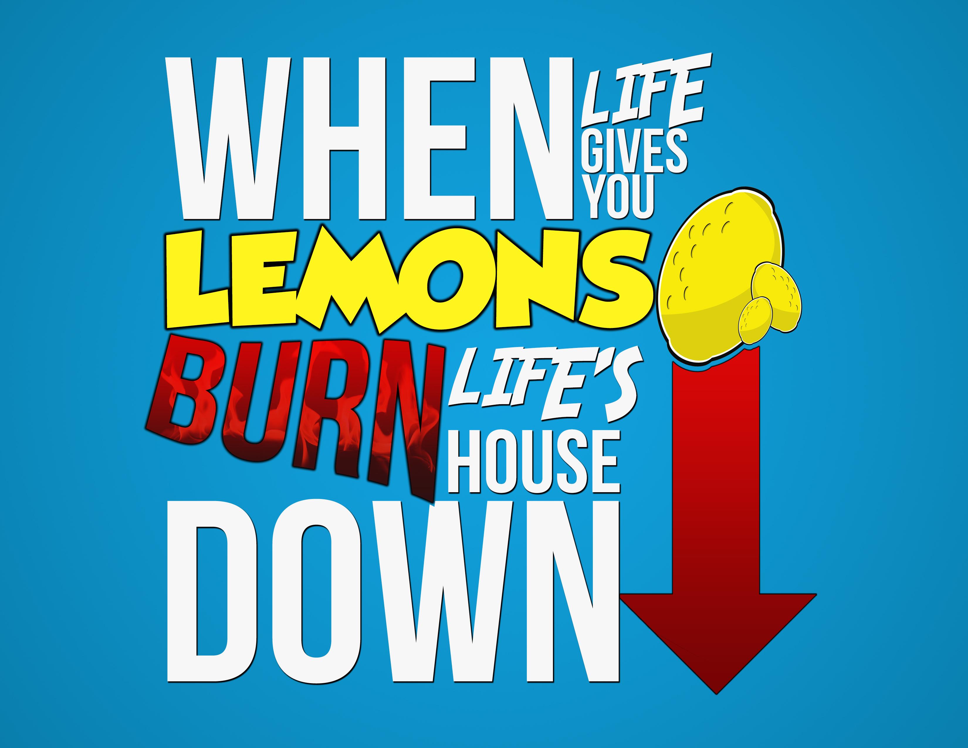 When Life T-shirt Design